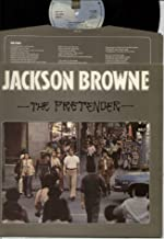 THE PRETENDER VINYL LP 1976[K53048] JACKSON BROWNE