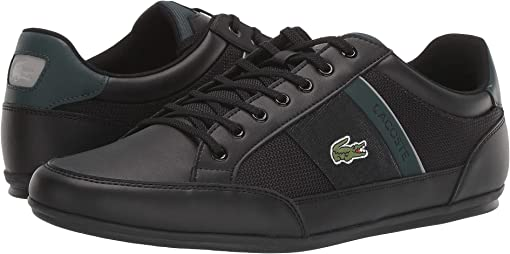 Black/Dark Green