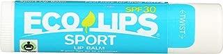 Eco Lips, Lip Balm Natural Spf 30 Organic, 0.15 Ounce