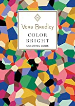 Vera Bradley Color Bright Coloring Book (Design Originals) (Vera Bradley Coloring Collection)