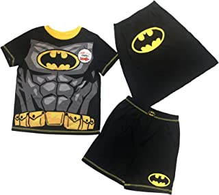 Best toddler batman pajamas with cape Reviews