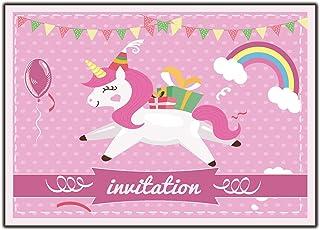 Amazonfr Invitation Licorne