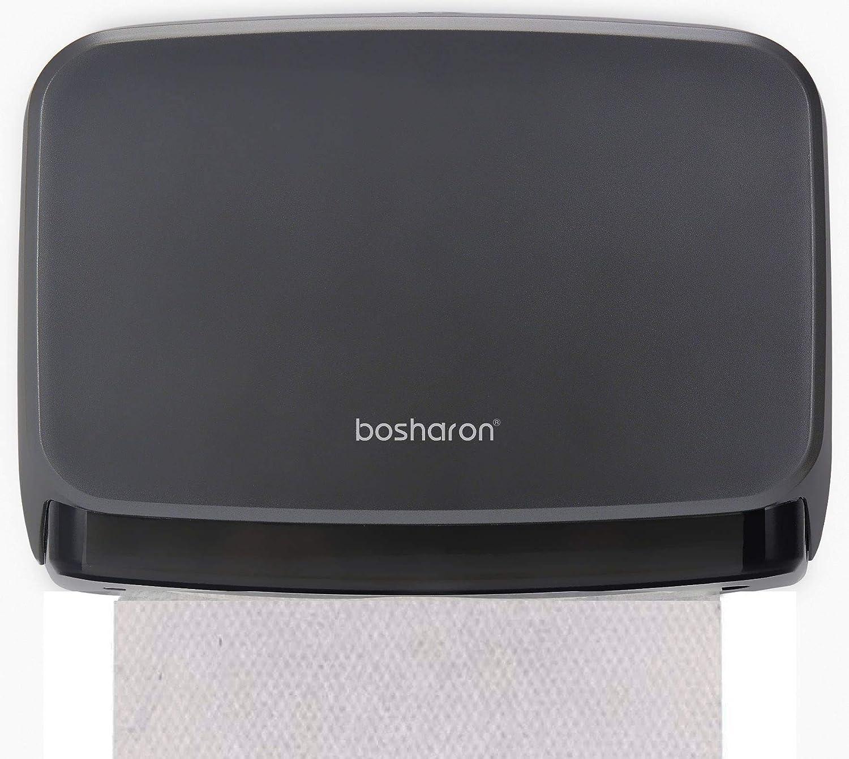 Bosharon Paper Towel Max 64% OFF outlet Dispenser Wall Dispe Tissue Mount Bathroom
