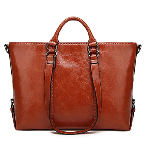 fc3be0b3eaeb Soft Vintage Leather Bags: Amazon.co.uk