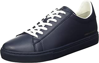 ARMANI EXCHANGE Paris Premium Low Top, Scarpe da Ginnastica Uomo