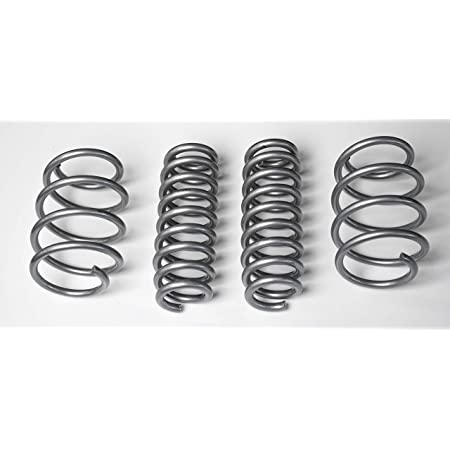 30 mm AutoStyle 49033 Lowering Springs Red