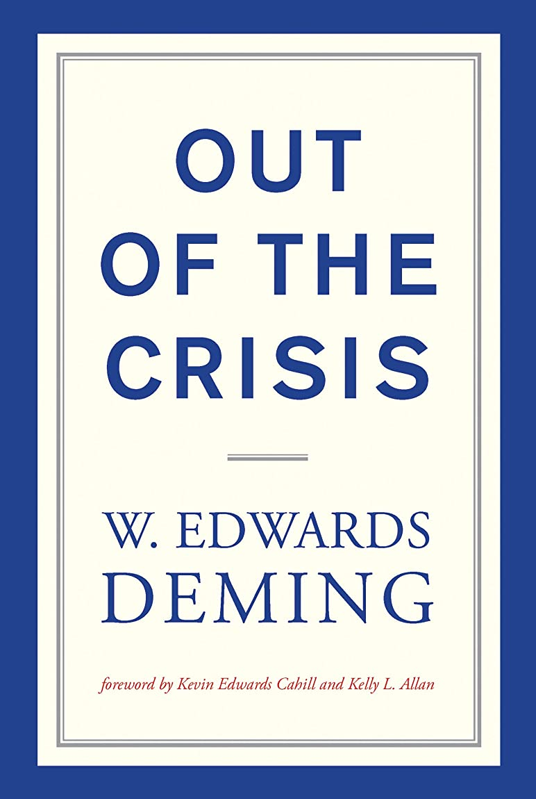 同僚合併見物人Out of the Crisis (The MIT Press) (English Edition)