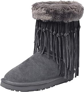 Shenduo Scarpe Donna Invernali - Stivali da Neve DA5835