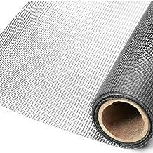Loboo Idee Venster Scherm Mesh, Vervangbare Glasvezel Mesh Insect Barrier voor Glasvezel Deur, Raam Scherm en Binnenplaats...