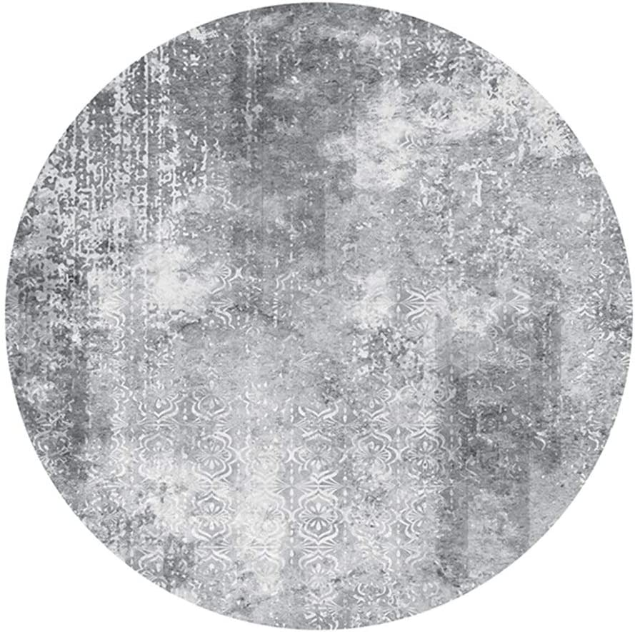 JIAYING Translated Area Rugs Round Soft Now free shipping Carpet Hom Floor Non-Slip
