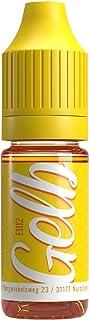V2 Vape Colorante alimentario de vaina extremadamente concentrado, líquido para colorear bebidas, masas, coberturas y todos los demás productos alimenticios Amarillo