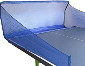 Yaegoo Table Tennis Ball Catch Net Ping Pong Table Tennis Catcher Net - Portable Ball Catch Netting - Serve and One Player...