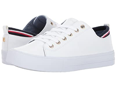 Tommy Hilfiger Two (White PU) Women