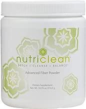 NutriClean Advanced Fiber Powder, Detox, Cleanse, Colon Health, Digestive Health, Healthy Intestinal Function, Healthy Nutrient Absorption, Market America (28 Servings)