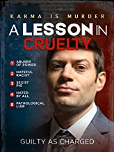 Best a lesson in cruelty Reviews