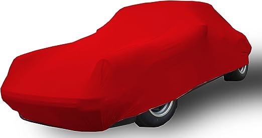 elegant formanpassend Autoschutzdecke Perfect Stretch atmungsaktiv f/ür den Innenbereich Farbe Schwarz Car-e-Cover
