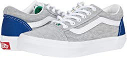 (Vans Coastal) Grey/True White