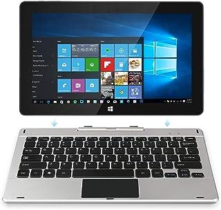 Jumper EZpad 6 Pro 2in1ノートパソコン/タブレットノートパソコン 1920 x 1080FHD IPSディスプレイ64bitクアッドコア Atom E3950 6GB RAM /64GB ROM カメラ2.0MP/Wi-F...