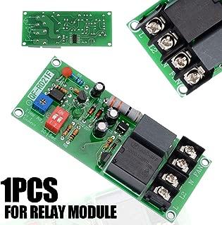 1pc Fan Relay Module AC 110V 220V 230V 240V Delay Turn Off Module Relay Timer Control Switch for Fan