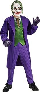 Rubie's Boy's DC Comics Deluxe The Joker Costume, X-Large