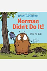 Norman Didn't Do It!: (Yes, He Did) Kindle Edition