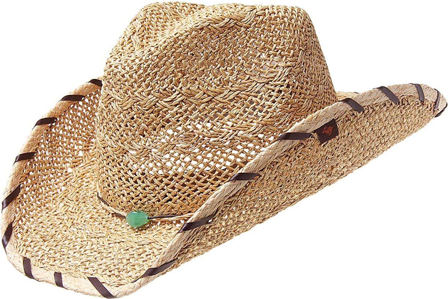 Peter Grimm Ltd Women's You Too Straw Cowgirl Hat  Pgd3071NatO