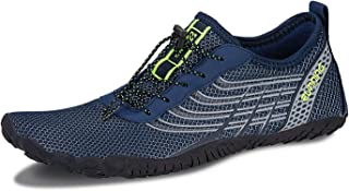 Barefoot Shoes Water Shoes Trail Running Beach Shoes Fitness Water Trainers for Gym Swim Snorkeling Surfing