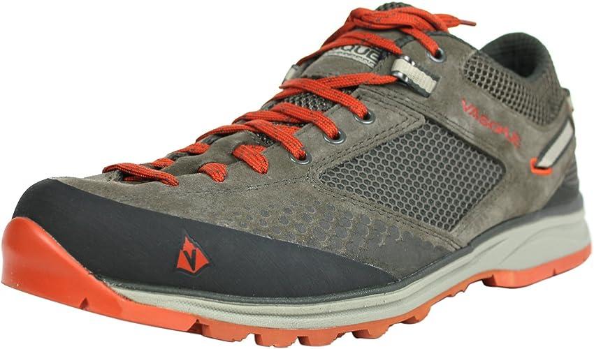 Vasque Men's Grand Traverse Perforhommece Hiking chaussures,Bungee Cord Rooibos Tea,11 M US