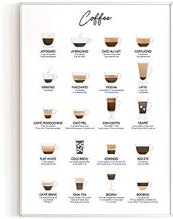 RipGrip Art Prints 25 Variations (Coffee)