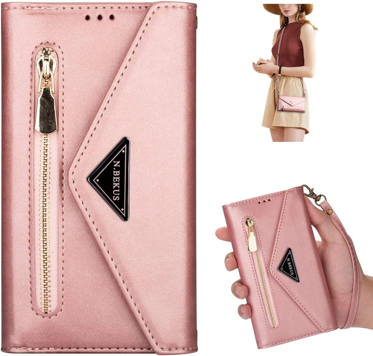 PHEZEN Crossbody Phone Case Manufacturer OFFicial shop for Many popular brands Samsung Note Galaxy 9 Cas Wallet