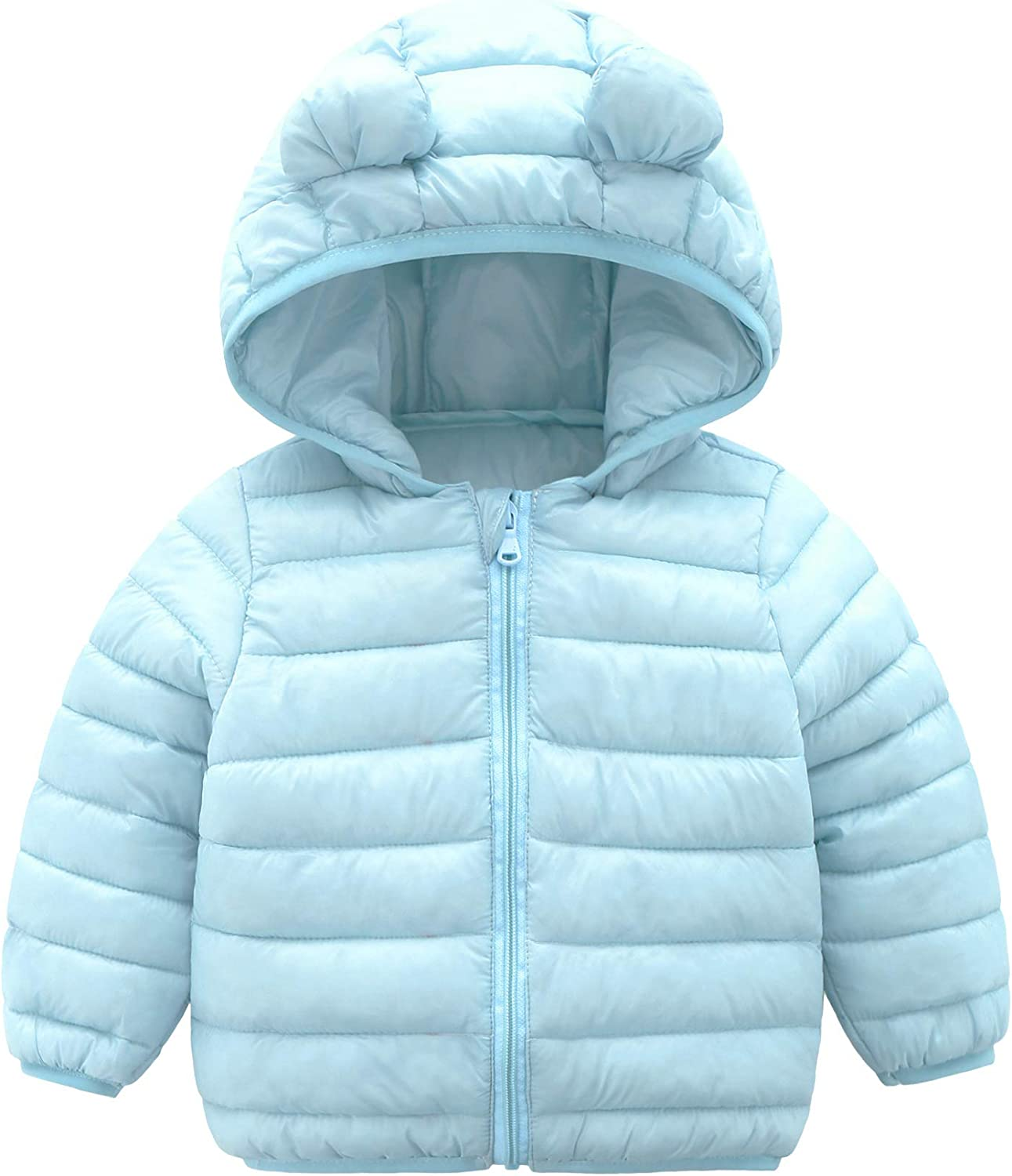 CECORC Winter Coats for Kids with Over item handling Puffer NEW before selling Hoods Light Ja Padded