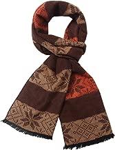 SSLR Men's Thermal Cashmere Feel Long Soft Winter Scarf