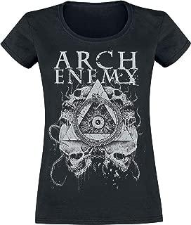 Mejor Arch Enemy Camisetas de 2020 - Mejor valorados y revisados