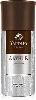 Yardley Arthur Body Spray For - perfume for men, 150 ml