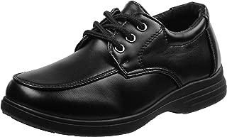 Boys Comfort School Uniform Shoes