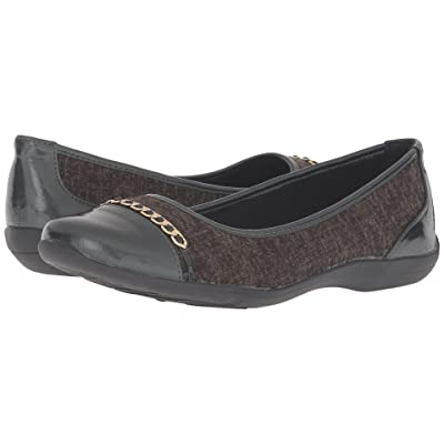 Soft Style Helga (Rosin Tweed/Pearlized Patent) Women