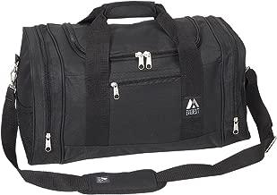 Everest Luggage Sporty Gear Bag, Black, Black, One Size