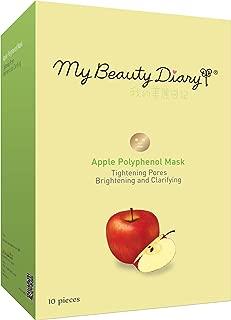 my diary beauty mask