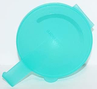 Tupperware Forget-Me-Not Round Hanging Fridge Keeper Blue
