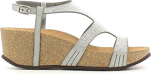Grunland Grunland SB0497 Sandales compensées Femmes  en ligne au meilleur prix