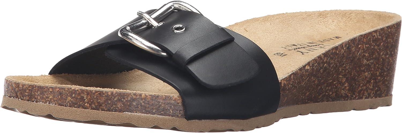 Easy Street Women's Amico Wedge Slide Sandal
