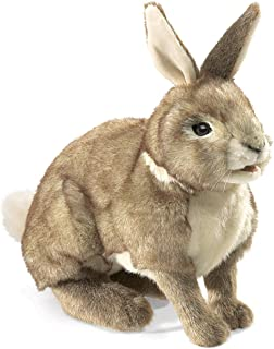 Folkmanis Cottontail Rabbit Hand Puppet