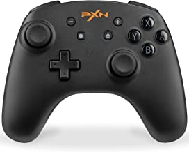 Wireless Controller for Nintendo Switch, PXN Wireless Switch Pro Controller Supports NFC Function, Motion Control and Dual Vibration