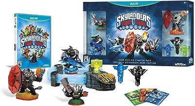 Skylanders Trap Team Dark Edition Starter Pack - Wii U