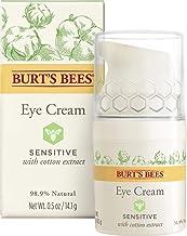 کرم چشم زنبورهای Burt's Bees's Bees برای پوست حساس ، 0.5 اونس ، 0.5 اونس