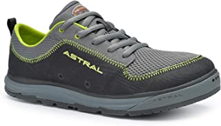 Astral Men's Brewer 2.0 Everyday Minimalist Outdoor Sneakers, Grippy and Quick Drying, Made for Water Sports, Travel, and Rock Scrambling
