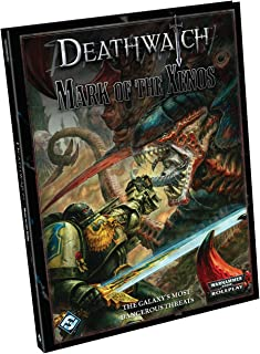 Deathwatch RPG: Mark of the Xenos
