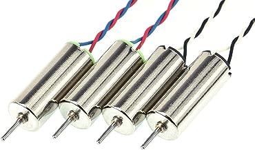 Apex RC Products Blade Inductrix / Nano QX 6x15mm Fast 14,800kv / 55,000rpm Upgraded CW CCW Motor Set #9075