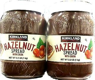 Kirkland カークランド ヘーゼルナッツココア スプレッド 1kgx2本セット