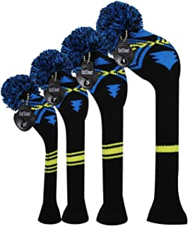 knitted golf club headcovers patterns free